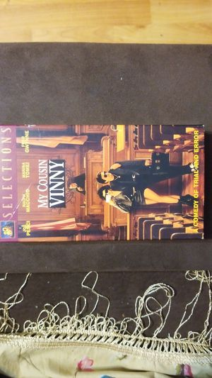 My Cousin Vinny VHS for Sale in Bristol, CT