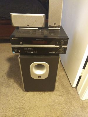 JBL surround sound for Sale in San Jose, CA