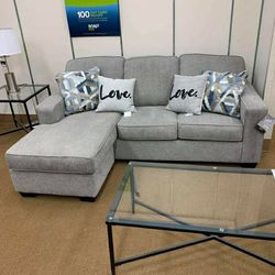 Greaves Stone Sofa Chaise ✔️ Couch ⭐ Living Room Set for Sale in Fort Worth,  TX