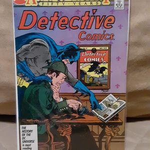 Detective Comics Batman Comic Book for Sale in Carson, CA