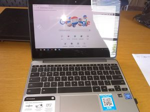 Selling touch screen Hp Chromebook laptop,new for Sale in Durham, NC