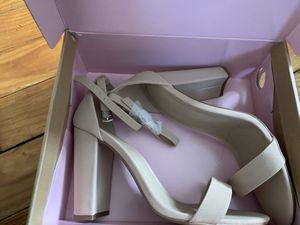 Women's Tan heels for Sale in Lowell, MA