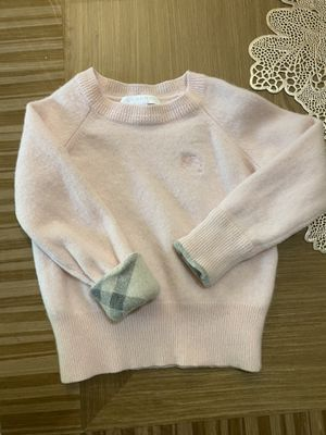 Burberry 3-4y. o. angora sweater for Sale in Glendale, CA