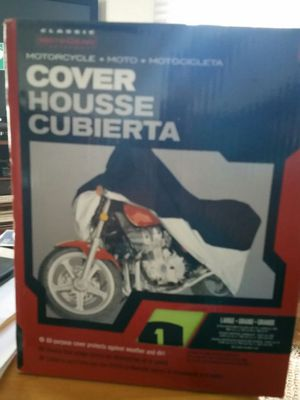 Motorcycle cover for Sale in Kalamazoo, MI
