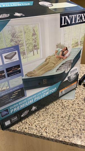 Queen air bed for Sale in Levittown, PA