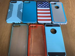 iPhone 7/8 plus cases for Sale in Chicopee, MA