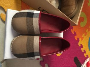 Girls Burberry Shoes for Sale in Kissimmee, FL