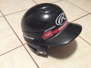 Rawlings Vapor Baseball Batting Helmet Black Size 6 1/2-7 1/2 for Sale in Davie, FL