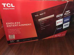"55"" 4K tv for Sale in Culver City, CA"