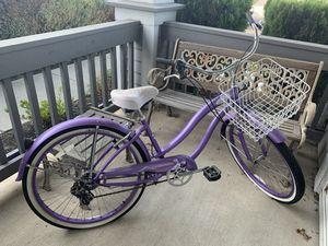 Purple Beachcomber bike for Sale in Livermore, CA