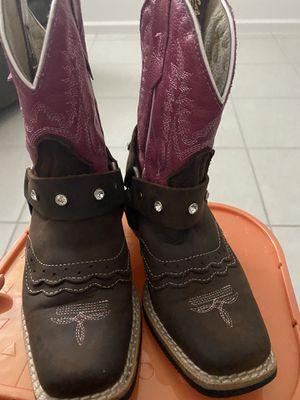 Botas para niña- new for Sale in Kissimmee, FL