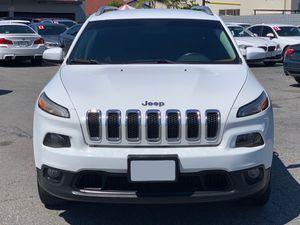 2014 Jeep Cherokee Latitude✅Clean Title💯158K Miles ✅2.4L 4Cyl.💯Multi-Terrain Function⚠️We Finance Anyone !!✅Habalamos Español for Sale in Long Beach, CA
