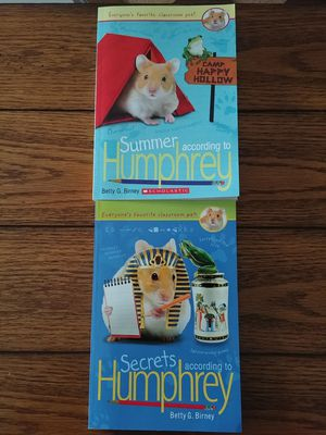 2 Brand New Humphrey Books for Sale in Lexington, KY