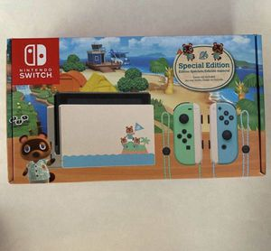 NINTENDO SWITCH Animal Crossing limited rare for Sale in Alhambra, CA