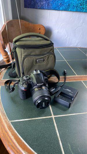 Nikon D3300 DSLR Camera for Sale in Prairie Village, KS