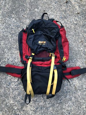 Rokk Front Range Camping Hiking Backpack for Sale in Cumming, GA