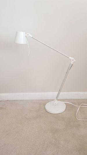 White desk lamp for Sale in Vienna, VA