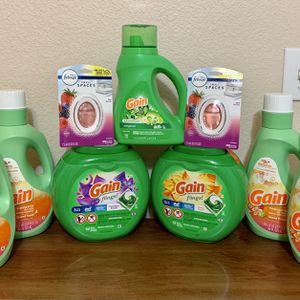 Laundry Supplies for Sale in Grand Prairie, TX