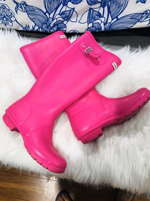 Tall hunter boots size 9......$55 for Sale in El Cajon, CA