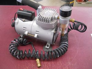 AirBrush Compressor 1/8HP With Filter and Regulator for Air Brush for Sale in Columbus, OH