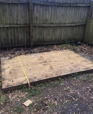 Shed base for Sale in Clearwater, FL