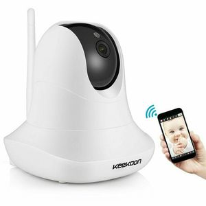 Keekoon 1080p Ip Camera Home Security Wifi Night Vision for Sale in Los Angeles, CA
