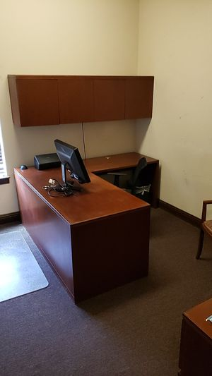 Desks, Credenzas, and Wall Cabinets for Sale in Keller, TX
