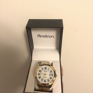 Stainless Steel Men's Watch Armitron for Sale in Los Angeles, CA