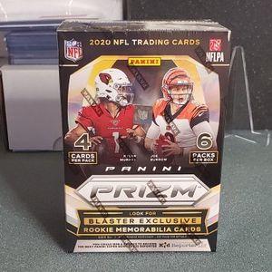 Lot Of 4 2020 NFL Prizm Blaster Boxes $220 Cash for Sale in Las Vegas, NV