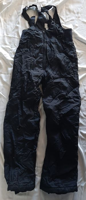 Black Snow Bibs by I3 , Size youth 14 for Sale in Tucson, AZ