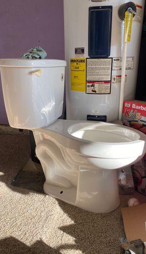 Aquasource toilet for Sale in Virginia Beach, VA