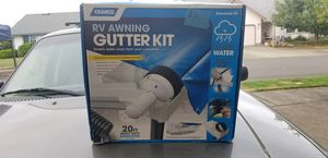 Camco RV Gutter Awning kit for Sale in Eugene, OR