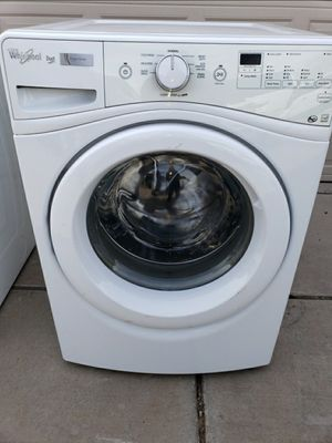 Whirlpool Duet Washer and Dryer set- electric for Sale in Albuquerque, NM