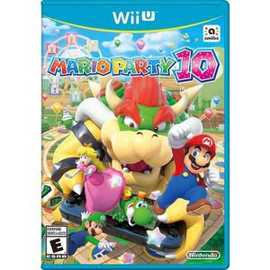 Wii U Mario party 10 for Sale in Beaumont, CA