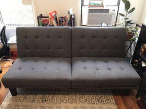 Gray Klik-Klak couch for Sale in New York, NY