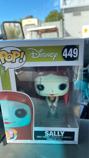 Disney funko pop nightmare before Christmas for Sale in San Diego, CA