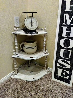 Farmhouse shelf for Sale in San Jacinto, CA
