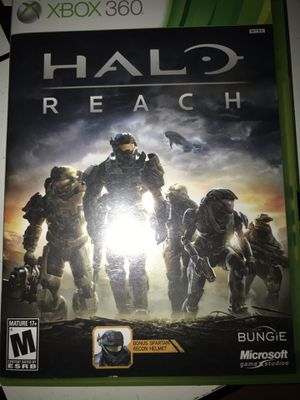 Halo Xbox 360 Game for Sale in Houston, TX