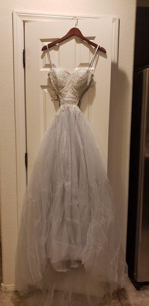 Brand New Mist floor-length tulle evening dress for Sale in Las Vegas, NV