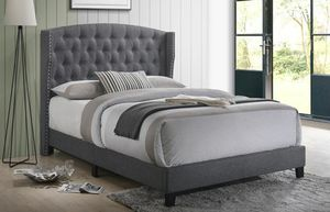Queen and E king Bed Frame for Sale in Pico Rivera, CA