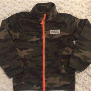 Carter's Boys Fleece Jacket Size 6 for Sale in Chula Vista, CA