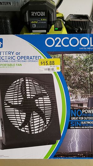 O2Cool Battery or Electric Camping Fan for Sale in PT PLEAS BCH, NJ