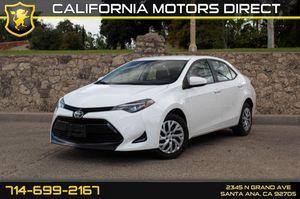 2014 Toyota Corolla for Sale in Santa Ana, CA