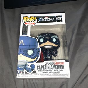 Gamerverse Captain America Funko Pop for Sale in Queens, NY