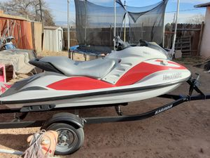 Yamaha waverunner 2006 and. 2019 trailer for Sale in Albuquerque, NM