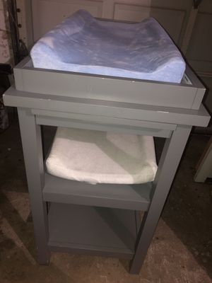 Baby changing table for Sale in Mesquite, TX
