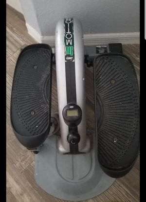 Promoted Elliptical Exercise Machine-In motion for Sale in Lake Mary, FL