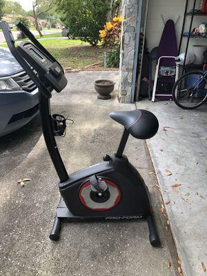 230u proform exercise bike for Sale in Lake Wales, FL