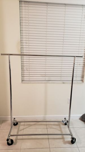 🔥 BRAND NEW GOOD QUALITY ULINE SINGLE CLOTHES RACK🔥 for Sale in FL, US