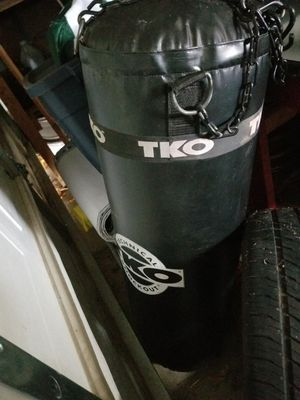 Punching bag for Sale in Newberg, OR